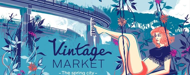 Vintage Market e Mercatino Giapponese – The Spring City