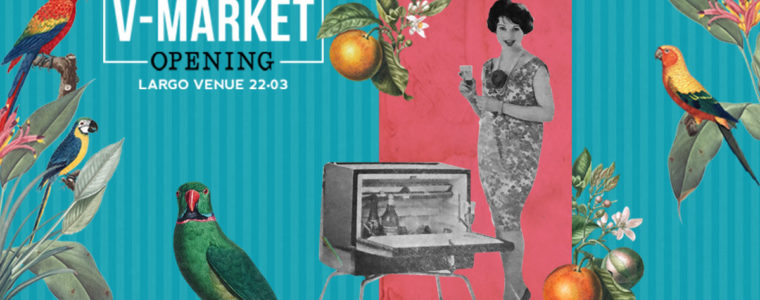 Vintage Market Opening