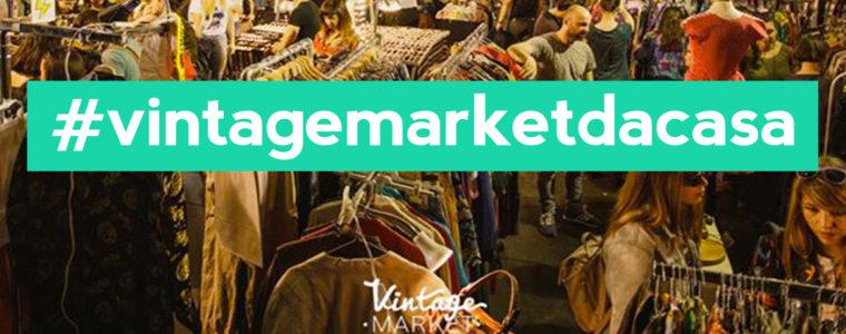 Il Vintage Market comodamente da casa