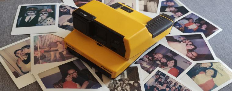 Polaroid, fascino e poesia senza tempo