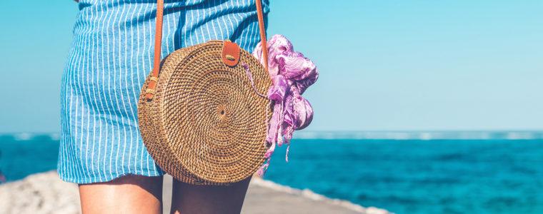 Zaino, coffa e shopper: i mille volti della borsa mare